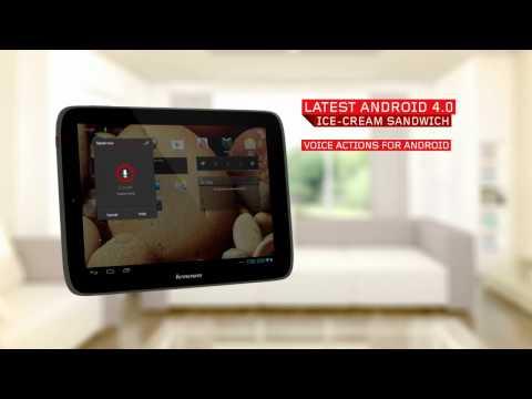 Lenovo IdeaTab S2109 Tablet tour