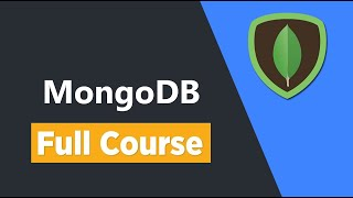 Learn MongoDB - MongoDB Tutorial for Beginners - MongoDB Full Course - Part 1/3
