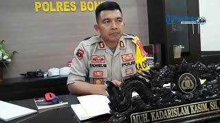 Pastikan Bersih dari Narkoba, Seluruh Personel Polres Bone Jalani Tes Urine