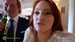 The very first squad wedding | Clisare's Video Diary