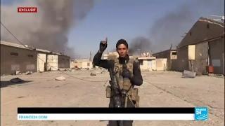 EXCLUSIF - Bataille de Mossoul : les forces irakiennes progressent, le groupe EI se replie