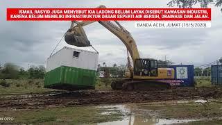 PT Trans Continent Pindahkan Alat-alat Kerja dari KIA Ladong