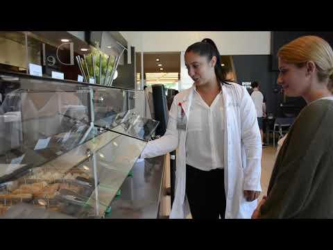 Meet the Dietitian, Meet the Campus Registered Dietitian Laura