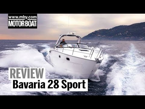 Bavaria Sport 28 | Used Boat Review | Motor Boat & Yachting