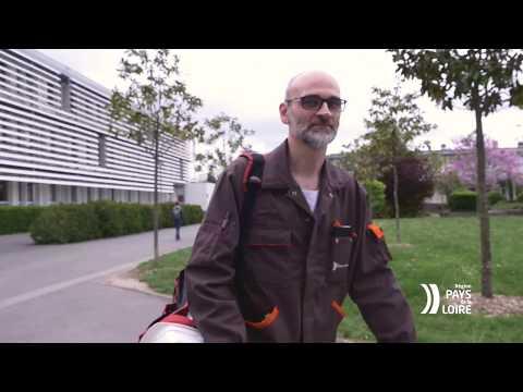 Video Ma Région, des talents : électricien