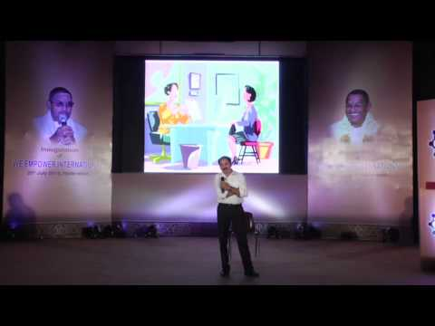 Body Language | Ram Jaladurgam | We Foundation