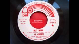 al green - hot wire