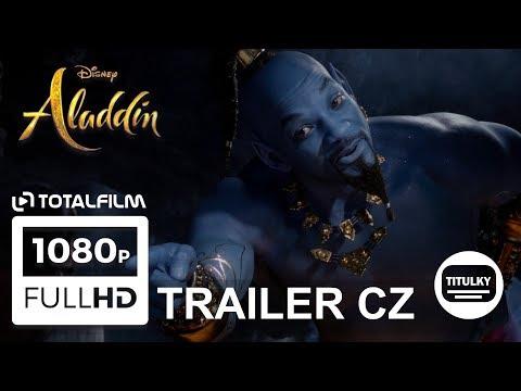 Aladin (2019) CZ titulky HD trailer