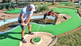 Insane Mini Golf Battle
