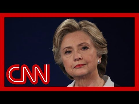 Hillary Clinton suggests Russians are grooming a Democrat for 2020