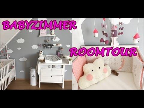 BABYZIMMER-ROOMTOUR   Unser Zimmer für das Babymädchen   Lisi Schnisi