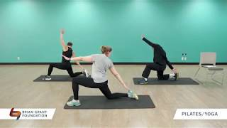 Exercise for Parkinson's: Pilates and Yoga (11 Minutes)