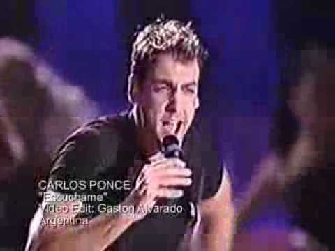 CARLOS PONCE  Escuchame