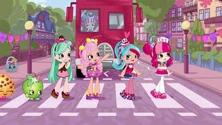 SHOPKINS OFFICIAL MUSIC || World Vacation Movie ~ Theme Song || Ready To Go... ANYWHERE IN THE WORLD