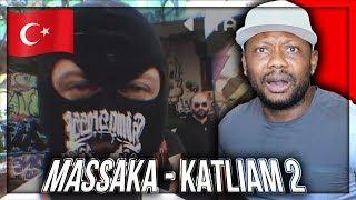 KATLİAM2 ft Massaka, Yener Cevik, Anıl Piyancı, Contra, Sansar Salvo, Velet, TURKISH RAP REACTION!!!