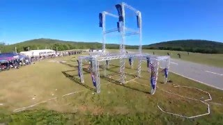 FPV Air Show Le Planet - Freestyle Session