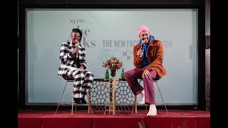 The Talks at NYFW: The New Face of Fashion