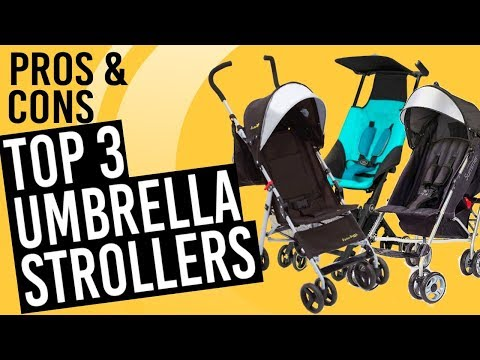 Top Umbrella Strollers | Best Umbrella Stroller to buy in 2018 – Pros and Cons