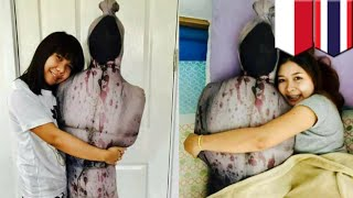 Download Video Gadis memeluk pocong! Pocong sungguhan atau…? - TomoNews MP3 3GP MP4