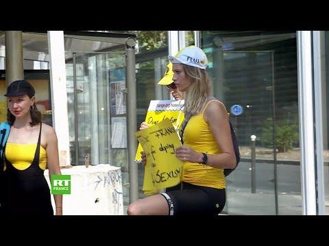 #PasTaPotiche : le coup de colère des hôtesses d'accueil contre le sexisme