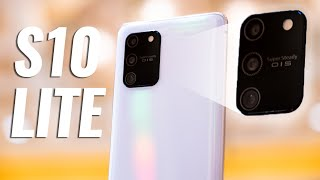 Samsung Galaxy S10 Lite and Samsung Galaxy Note10 Lite hands on: Why are these specs so good?