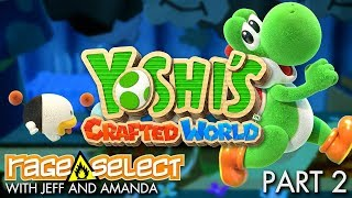 Yoshi's Crafted World - The Dojo (Let's Play) - Part 2