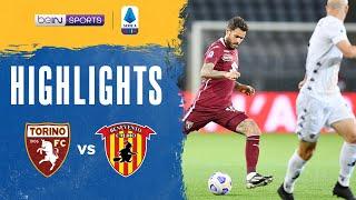 Torino 1-1 Benevento Pekan 38