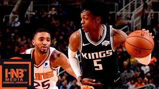 Phoenix Suns Vs Sacramento Kings Full Game Highlights | 12.04.2018, NBA Season