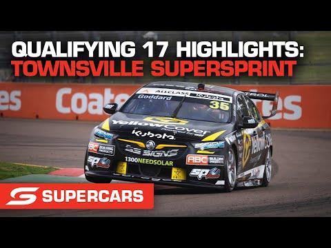 SUPERCARS 2021 Townsville SuperSprint 予選タイムアタックハイライト動画