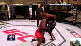 UFC - DANG WANG DIARIES UPDATE - UFC Career Mode