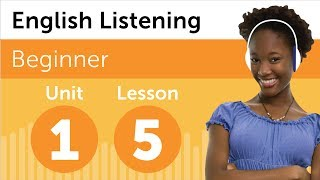 English Listening Comprehension - Discussing a New Design in English