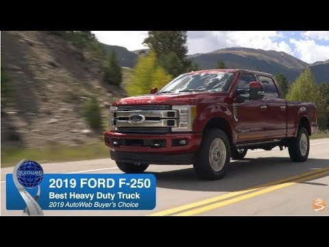 2019 Ford F-250 Wins the AutoWeb Buyer