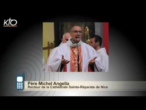#PrayForNice - Père Michel Angella, Recteur de la Cathédrale de Nice