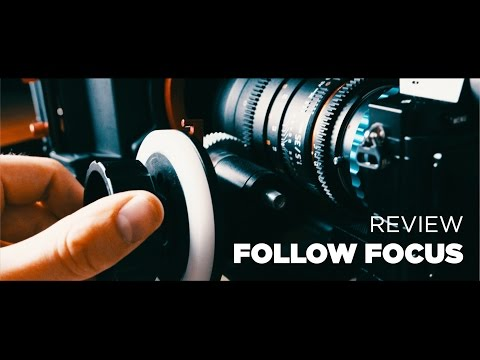 Wofür brauche ich einen FOLLOW-FOCUS? - Kamerar Follow Focus Review!