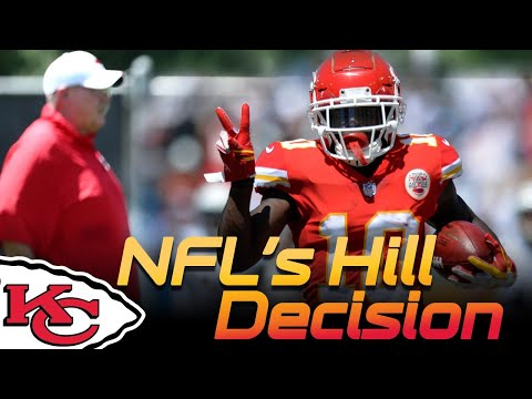 Will Tyreek Hill play for 2019 Chiefs? - Q&A | Kansas City Chiefs 2019 NFL