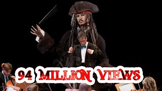 Pirates of the Caribbean 5 Dead Men Tell No Tales Tribute 캐리비안의 해적 orchestral medley