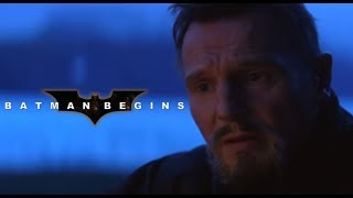 The Most Underrated Villain of All Time (Batman Begins Video Essay)