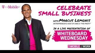 Whiteboard Wednesdays Live with Marcus Lemonis