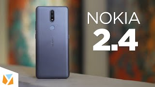 Nokia 2.4 Unboxing and Hands-on