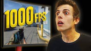 DESAFIO: O PC DE 1000 FPS NO CS:GO #1