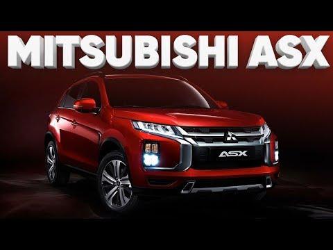 Mitsubishi  Asx Кроссовер класса J - тест-драйв 1