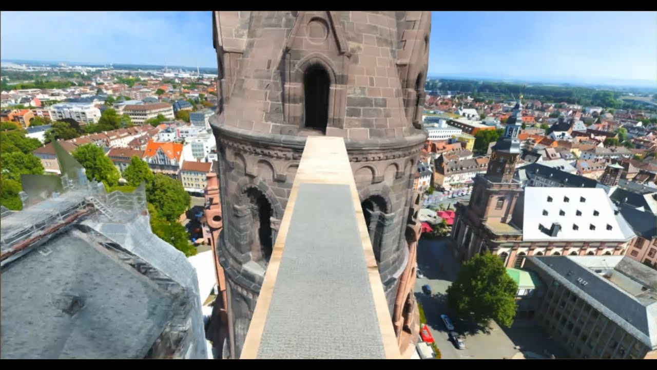 Virtual-Reality für den Wormser Dom
