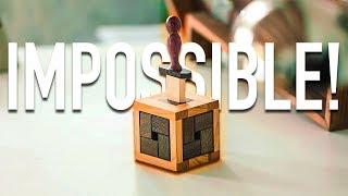 The IMPOSSIBLE Excalibur Puzzle!! - dooclip.me