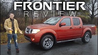 This Brand New Nissan Frontier feels OLD! But is it a bad truck?