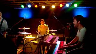 """Hold It In""-Jukebox the Ghost LIVE at The Southern Cafe"
