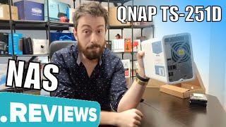 QNAP TS-251D NAS Hardware Review