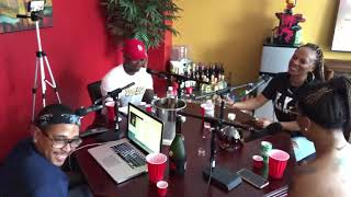 U Said It Podcast Sweet Poison & MiMi(Ep13) F.Y.N., Natural Skin Care,Random (NSFW) Pics,and 3somes!