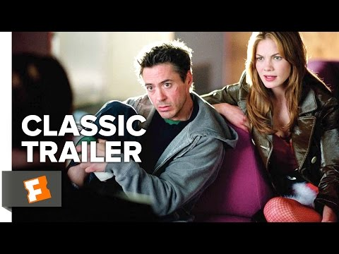 Video trailer för Kiss Kiss Bang Bang (2005) Official Trailer - Robert Downey Jr., Val Kilmer Movie HD