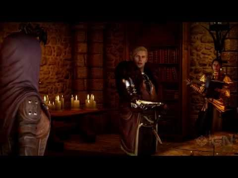 Dragon Age: Inquisition Walkthrough - In Hushed Whispers Part 3 - IGN Walkthroughs