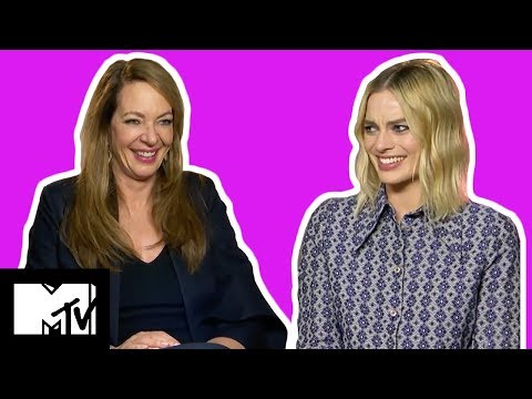 Margot Robbie & Allison Janney Play Would You Rather: I, TONYA Edition | MTV Movies